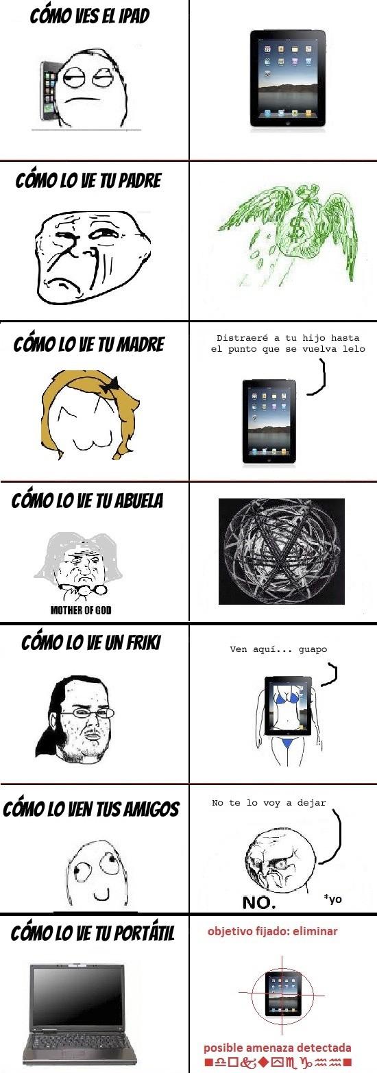 Mix - El iPad