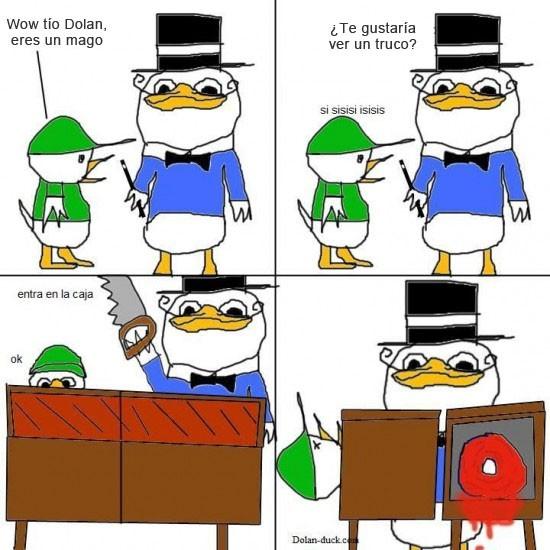 Otros - Dolan el mago
