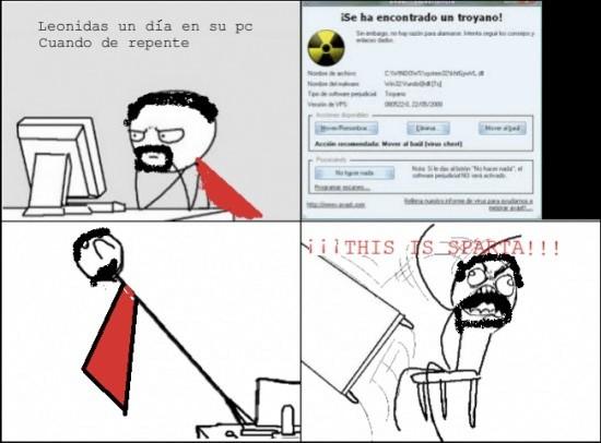 Desk_flip - This is Sparta