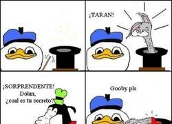 Enlace a Dolan el mago