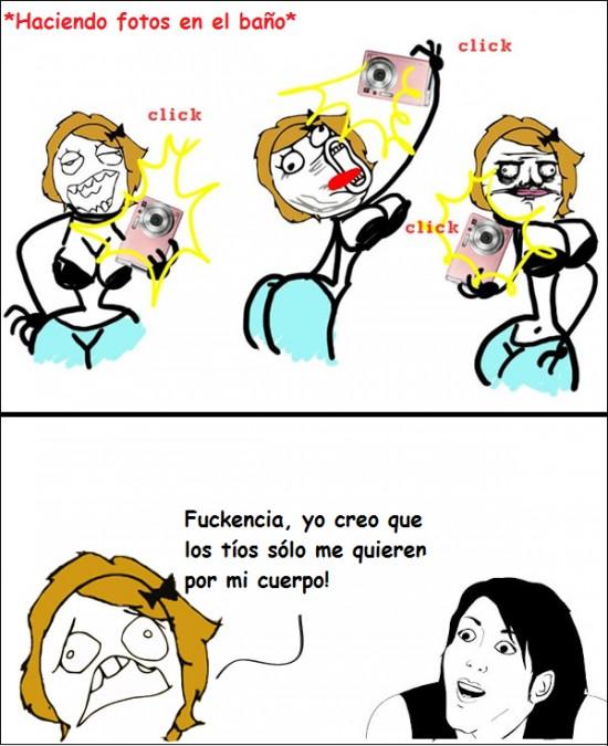 No_me_digas - Lógica de las mujeres