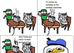 Enlace a Las Tostadas de Dolan
