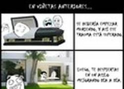 Enlace a De la vida a la muerte... en España