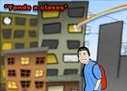 Enlace a Lo que sea por faltar a clase