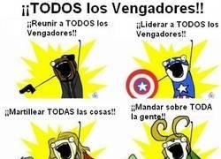 Enlace a ¡¡TODOS los Vengadores!!