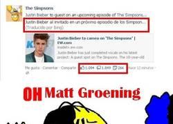 Enlace a Oh Matt why