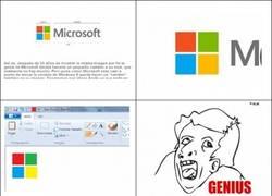 Enlace a El nuevo logo de Microsoft