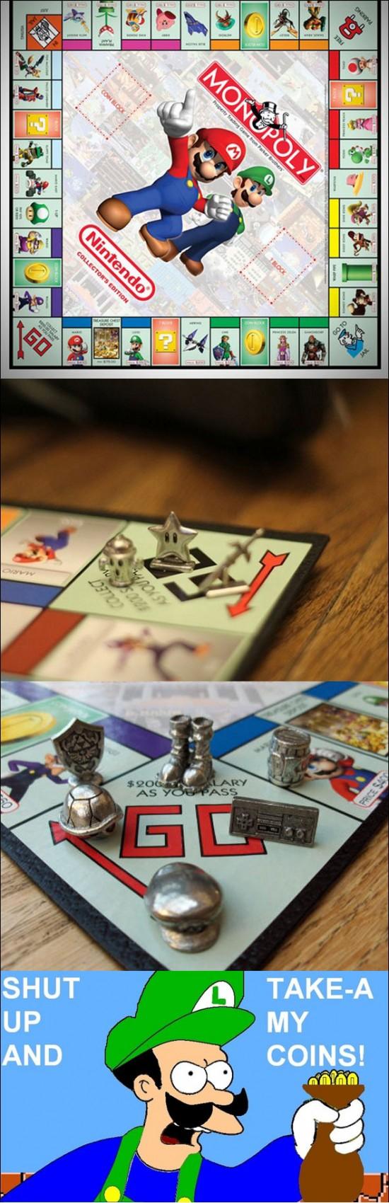 Fry - Monopoly friki