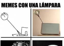 Enlace a Memes vs. lámpara