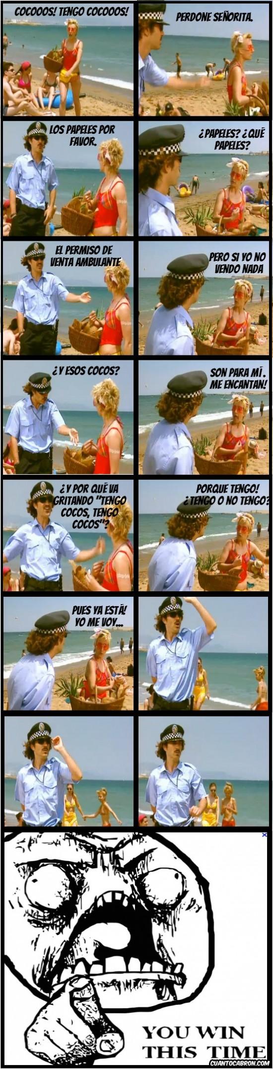 Otros - ¡Cocooos! ¡Tengo cocooos!