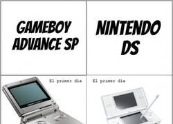 Enlace a Nintendo y su evolución