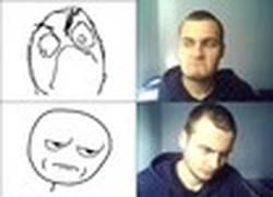 Enlace a Otra recopilación de caras imitando a memes