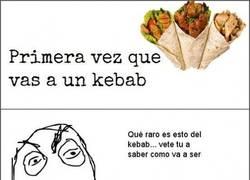 Enlace a Nuestro querido kebab