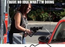 Enlace a Gasolinera genius