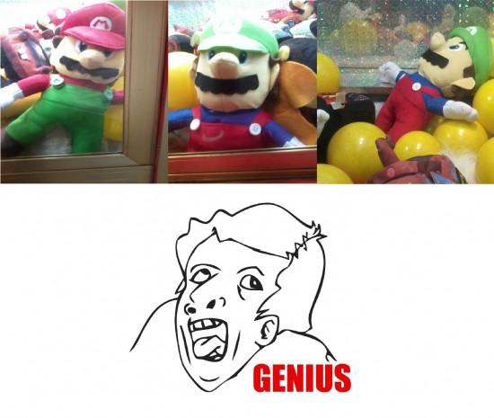 Otros - ¿Mario o Luigi?