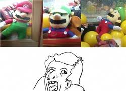 Enlace a ¿Mario o Luigi?