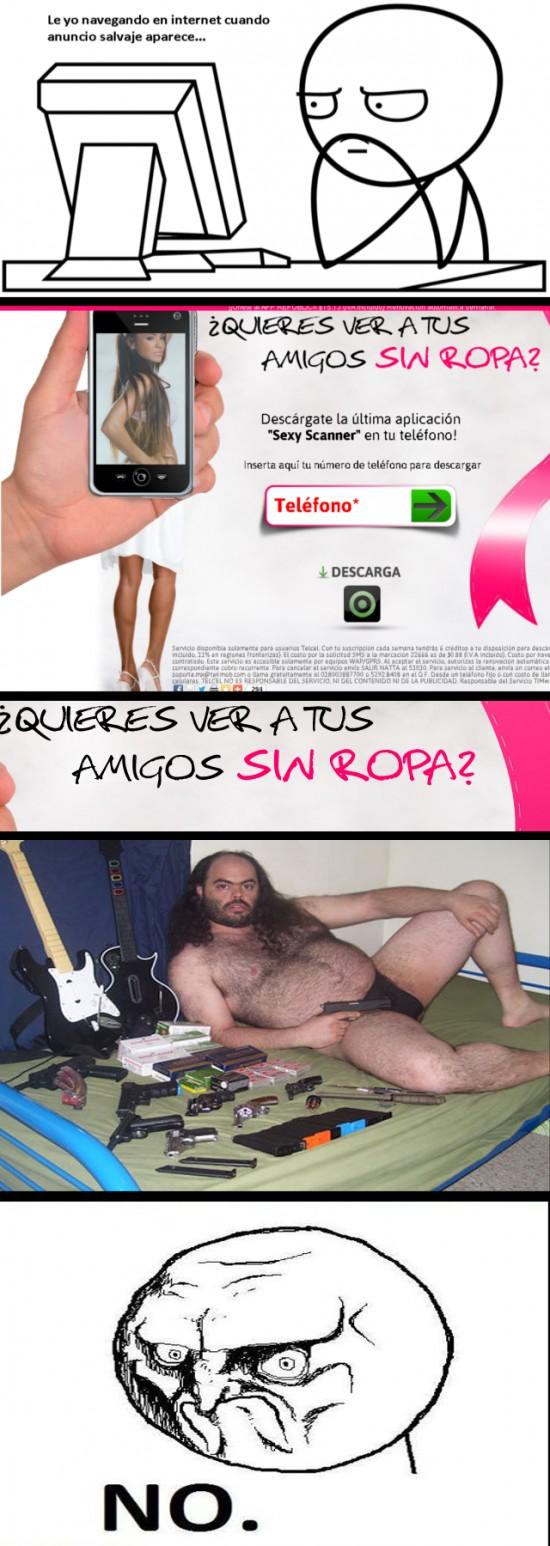 Amigos,Computer Guy,Desnudo,No,quieres,Sin ropa,ver