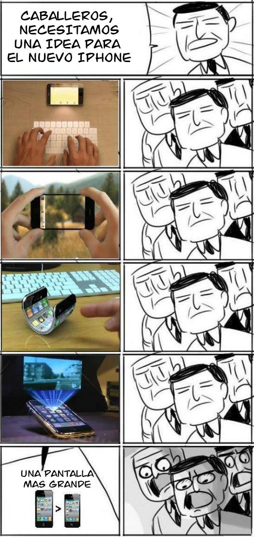 Otros - El nuevo iPhone5