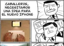 Enlace a El nuevo iPhone5