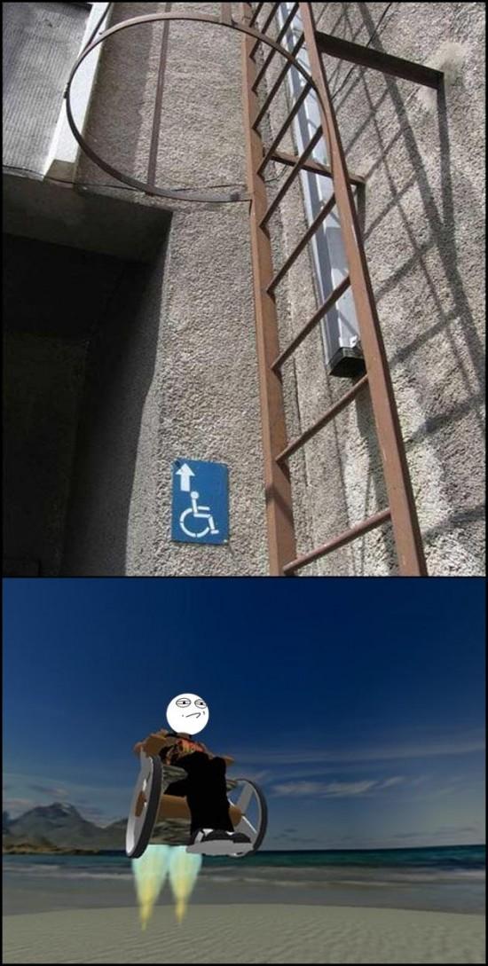 Challenge_accepted - Acceso para discapacitados