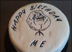 Enlace a Feliz cumpleaños a mí