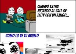 Enlace a El Call of Duty