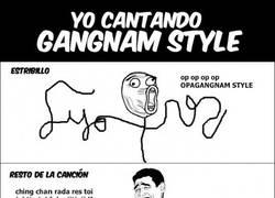 Enlace a  lsdkjgpsdfgslfjsljfks... ¡Gangnam Style!