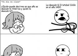 Enlace a Cereal Guy en clase