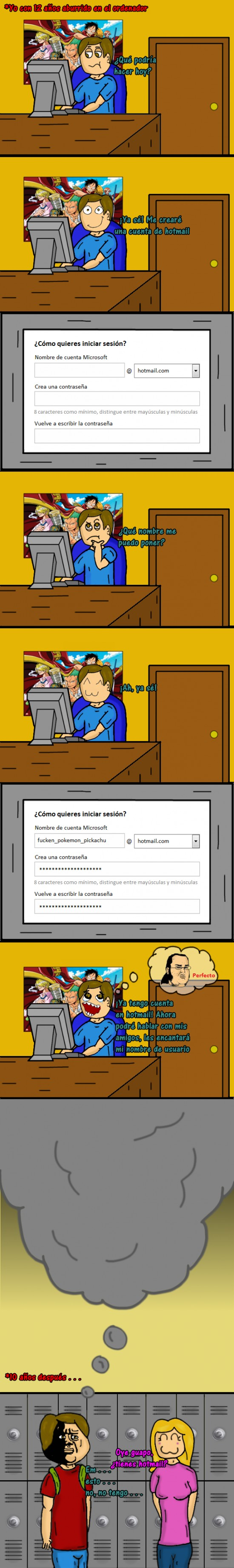Oh_god_why - Cuenta de hotmail