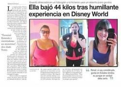 Enlace a Amor, nos vamos a Disneyworld