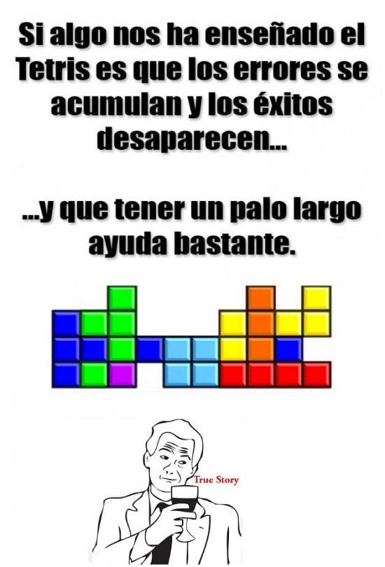 enseñanza,la vida,Leccion,Tetris,true story
