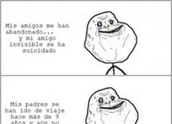 Enlace a Pobre Forever alone