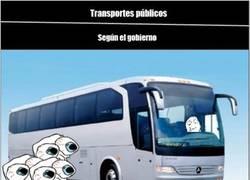 Enlace a Qué bonito es ir en autobús