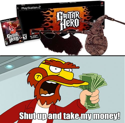 Fry - Nuevo Gaitar Hero