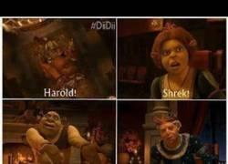 Enlace a El burro de Shrek