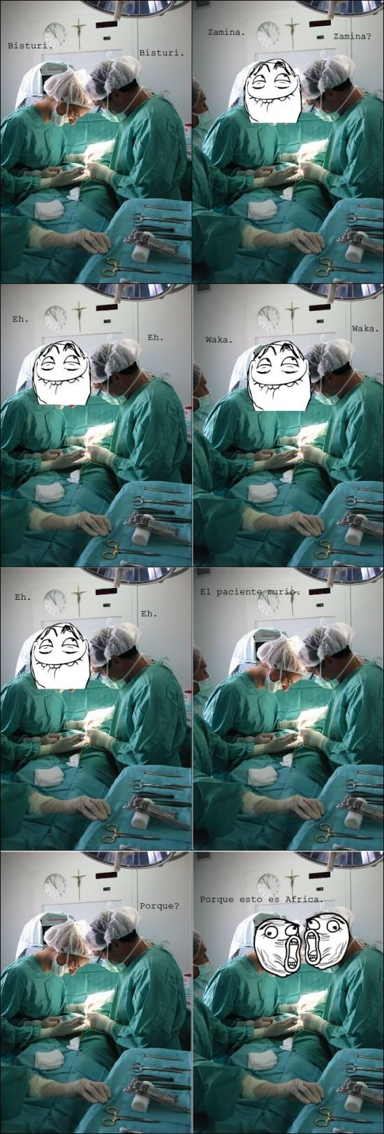 Lol - En el quirófano