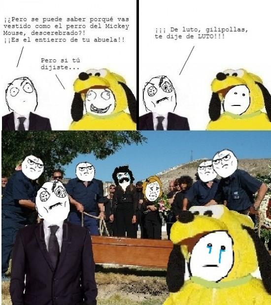 Pokerface - En el entierro