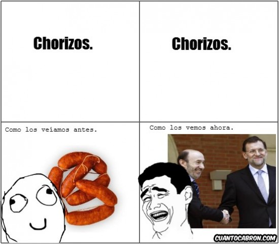 Mix - Chorizos