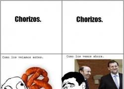 Enlace a Chorizos