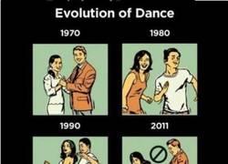 Enlace a Bailes en los años