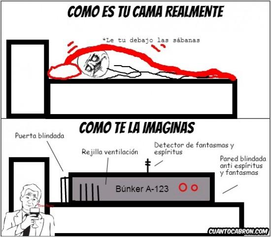 Otros - Cómo te imaginas tu cama