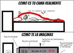 Enlace a Cómo te imaginas tu cama