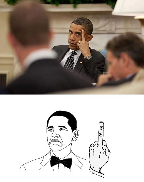 Not_bad - Fuck You - Obama