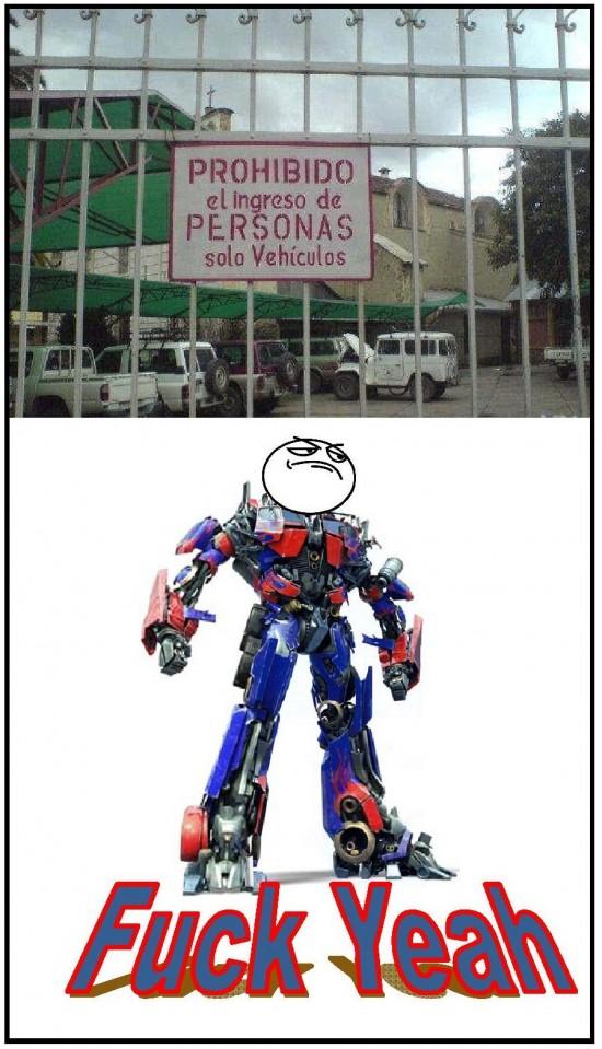 Fuck_yea - Transformer Fuck Yeah