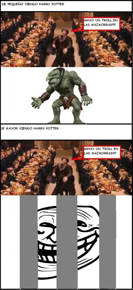 Trollface - El poder del troll