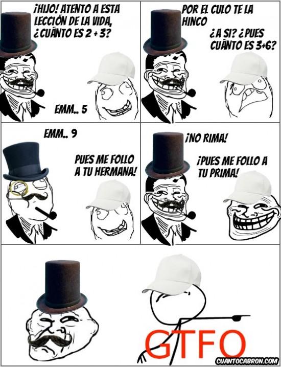 Trolldad - A tal trollDad tal trollSon