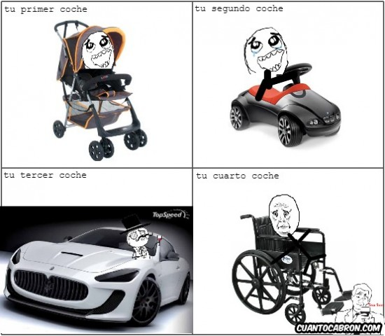coches,meme,true story