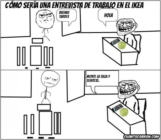 Kidding_me - Así es el Ikea