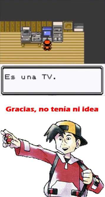 no me digas,pokemon,tv