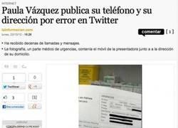Enlace a ¡La que ha liado Paula Vázquez!